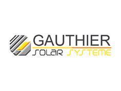 Logo gauthier, partenaire officiel de National de Pétanque