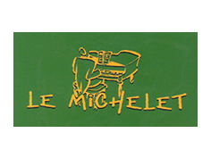 Logo le michelet, partenaire officiel de National de Pétanque