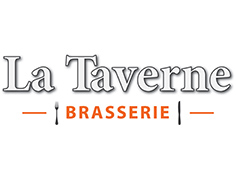 Logo La Taverne, partenaire officiel de National de Pétanque