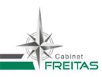 Logo Cabinet FREITAS, partenaire officiel de National de Pétanque