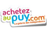 Logo Achetez Au Puy, partenaire officiel de National de Pétanque